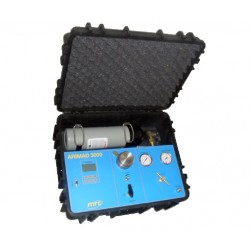 ARIMAD-3000 Um instrumento para medir o potencial de água das plantas