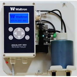 Analizador de Dureza, Titrimétrico Automático AQUALERT - 6051 (Un Canal)