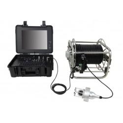 WPS-R1 Câmara de vídeo de 300 m para detecção de águas profundas e localizador de água