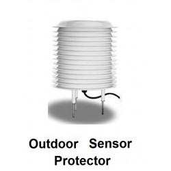 AO-95-01 Rain and Anti-UV Protector with support (sensor not included)
