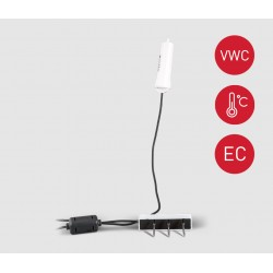 Aranet/Substrate Sensor de Umidade do Solo, CE e Temp.