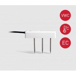 Aranet/Substrate Sensor para Humedad del Suelo,  CE y Temp.