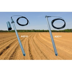 AQC10 - Sonda Portátil de Umidade e Temperatura do Solo