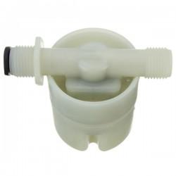 """AO-SKU270397 Válvula de Esfera para controle automático de nível de água de 1/2 """""""