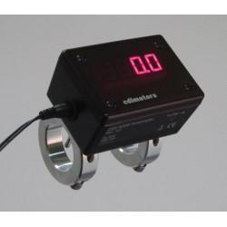 T-CDI-5200-10S Medidor de Fluxo de Ar Comprimido (1 - 80 SCFM)