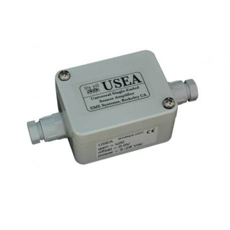 USEA Amplificador para sensores con salidas bajas en mV ó µV