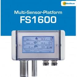 AO-FS1600 Plataforma Multi-Sensor - Modbus RTU