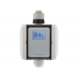 FS4309 Transmisor de oxígeno O2, salida activa (0-10 V)