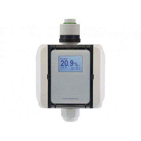 FS4309 Oxygen O2 Transmitter, active output (0-10V)