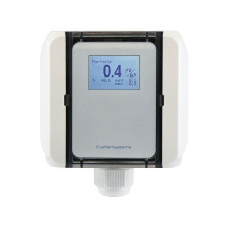 FS4408 Transmitter particulate matter / particles, active output (0-10V or 4-20mA)