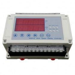 AO-WSDCE Controlador LED Para Sensor de Viento