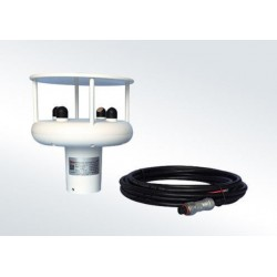 RK120-03 sensor de viento ultrasónico económico de alta precisión.