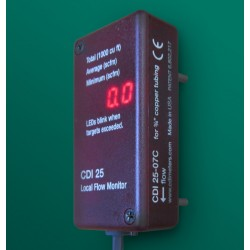 CDI-25 LOCAL FLOW MONITOR FOR COMPRESSED AIR