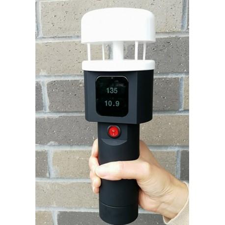 AO-WDC62E Versatile handheld Micro Weather Station