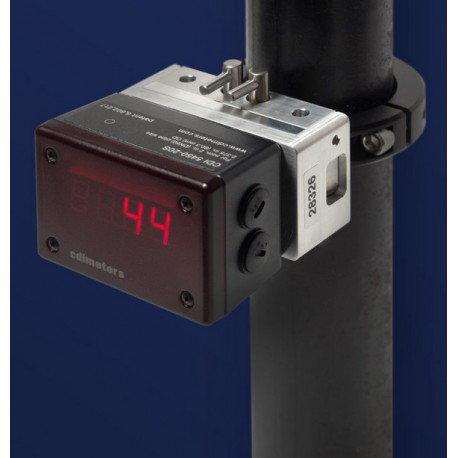 CDI-5450 Hot Tap FLOWMETER FOR COMPRESSED-AIR SYSTEMS