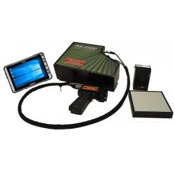 RS-3500 Sistema Espectrorradiómetro Portátil de Detecção Remota