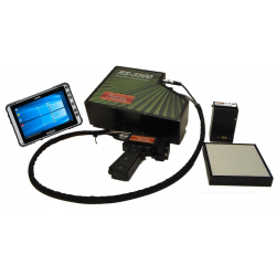 RS-3500 Sistema Espectrorradiómetro Portátil de Detección Remota