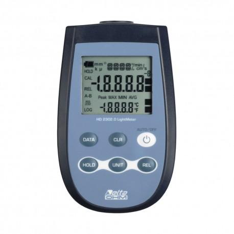 HD2302.0 Delta Ohm Luxmeter