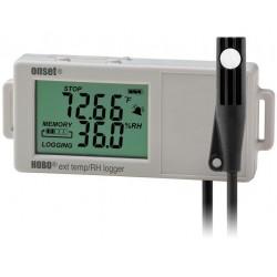 UX100-023A HOBO para Temp/RH con sensor ext.