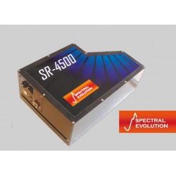 SR-4500 e SR-4500A Espectrorradiômetros Compactos (350-2500nm)