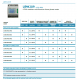 UPM209 Contador Trifásico Multifunción Analizador de Red (RS485 o Ethernet)