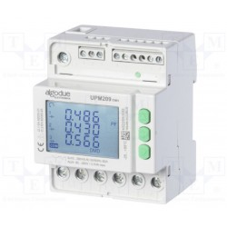 UPM209 Multifunction Three-phase Meter (RS485 or Ethernet)