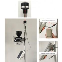 AO-WDC2DVSE Anemômetro Ultrassônico para Estações Davis