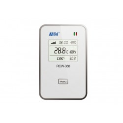 RCW-360 Wifi Data Logger for Temperature and Humidity - Remote Monitor: Cloud Data Storage