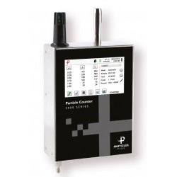 Remote Air Particulate Counter 0.1 CFM (2.83 LPM) with Standard Calibration: 0.3, 0.5, 1.0, 2.5, 5.0, 10.0 μm
