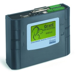 SQ2010 Data Logger de 8 canais SQUIRREL - de 8 canais