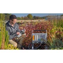 GFS-3000 Sistema Portátil de Análisis de Fotosintesis en plantas (Fluorescencia por intercambio de gases)