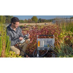 GFS-3000 Portable Gas Exchange Fluorescence System for the assessment of plant photosynthesis