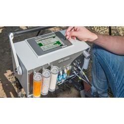 GFS-3000 Sistema portátil de Fluorescência de troca de Gás (Fluorescência por troca gasosa)
