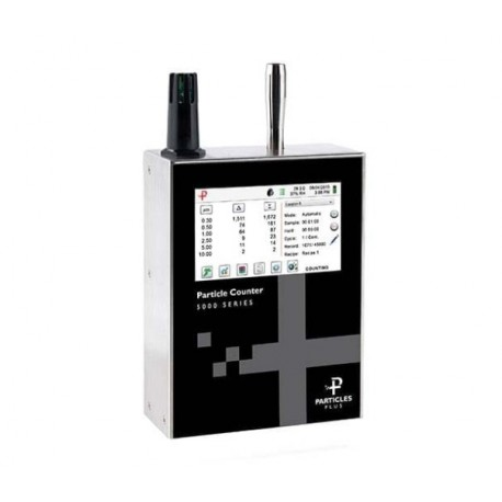 5301P Remote Particle Counter with internal Vacuum Pump