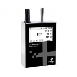 5301-AQM Monitor Remoto de Partículas en el Aire 0.1 CFM (2.83 LPM) con calibración estándar: 0.3, 0.5, 1.0, 2.5, 5.0, 10.0 μm