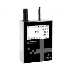 5301-AQM Remote Air Quality Monitor 0.1 CFM (2.83 LPM) with Standard Calibration: 0.3, 0.5, 1.0, 2.5, 5.0, 10.0 μm
