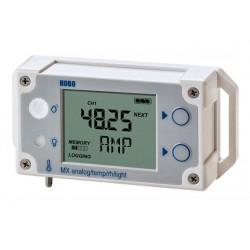 MX1104 Registrador de datos HOBO Analógico para Temp / HR / Luz