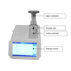 SPECTRO-NANO3 Micro espectrofotómetro