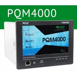 PQM4000 Power Quality Monitor According to EN 50160 Standard