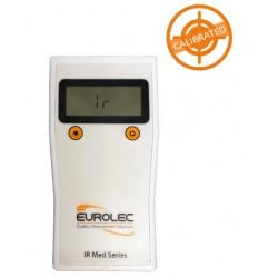 Termômetro infravermelho sem contato para humanos IR Med