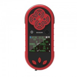 AO-K400 Portable Multi-gas Detector for CO, H2S, O2 and LEL (Lower Explosive Limit)
