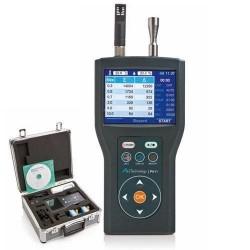 P611 Contador de Partículas portátil para Aire (0.3 µm to 10.0 µm / 0.1 CFM (2.83 LPM)
