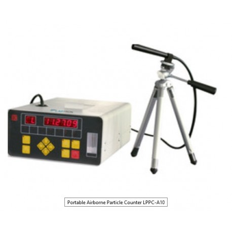 LPPC-A10 Portable Airborne Particle Counter