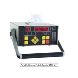LPPC-A11 Contador portátil de partículas en el aire (con impresora)