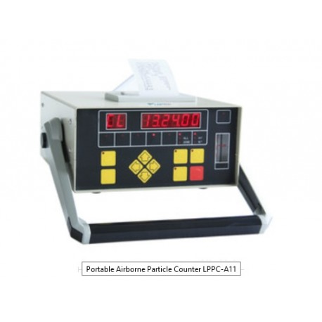 LPPC-A11 Portable Airborne Particle Counter