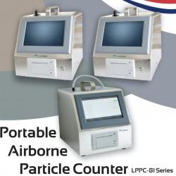 LPPC-B10 Contador portátil de Partículas transportadas pelo Ar (0,3 µm a 10,0 µm)