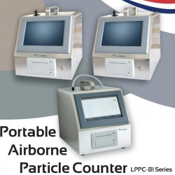 LPPC-B10 Portable Airborne Particle Counter (0.3 µm to 10.0 µm)