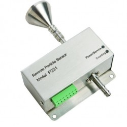 P231 Remote Particle Counter (0.5 µm and 5.0 µm)