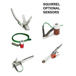 CAP-K-G Sensor de Temperatura tipo braçadeira para Ar (até 250ºC)