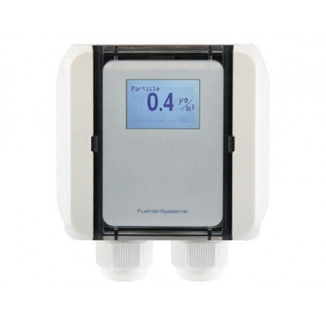 FS1308 Transmitter particulate matter / particles, digital output Modbus
